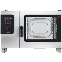 Cleveland Convotherm C4ED6.20GB Gas Combi Oven with easyDial Controls - 129,700 BTU