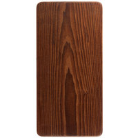 American Metalcraft AWB1021 10 inch x 21 inch Ash Wood Serving Board