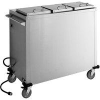 Alluserv CBH3 Three Stack Wax Base Heater
