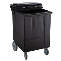 Carlisle IC2250T03 Cateraide 125 lb. Mobile Tall Ice Caddy