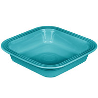 Homer Laughlin 962107 Fiesta Turquoise 9 inch Square Baker - 2/Case