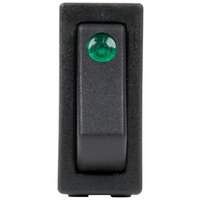Avantco PRGSWTCH Lighted On/Off Rocker Switch - 125V, 16A