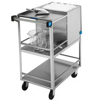 Lakeside 230 50 lb. Stainless Steel Ice Cart