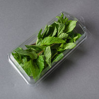 Hook Top Large Clamshell Herb Pack - 500 / Case