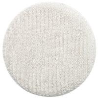 Oreck 437053 White 12'' Carpet Bonnet