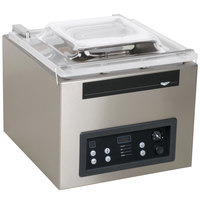 Vollrath 40833 Large Vacuum Packaging Machine with Dual 16 inch Sealing Bars