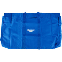 Vollrath 2623610 Blue Nylon Storage Bag for 36 inch Foldable Mobile Sneeze Guard