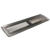 True 873115 24 1/8 inch x 6 3/4 inch Spill Grate Assembly