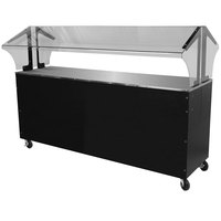 Advance Tabco B5-STU-B-SB Everyday Buffet Solid Top Table with Enclosed Base