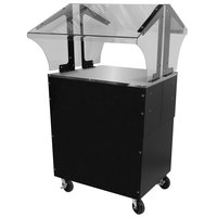 Advance Tabco B2-STU-B-SB Everyday Buffet Solid Top Table with Enclosed Base