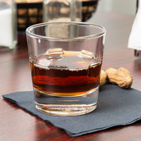 Libbey 15959 Optiva 5 oz. Stackable Rocks / Old Fashioned Glass - 12/Case
