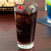 Libbey 15967 Optiva 20 oz. Stackable Cooler Glass - 12/Case