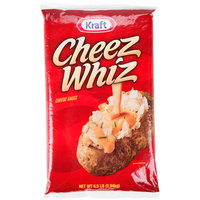 Kraft CHEEZ WHIZ 6.5 lb. Cheese Sauce - 6/Case