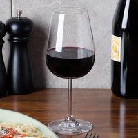 Stolzle 1040001T Vulcano 17 oz. All-Purpose Wine Glass - 6/Pack