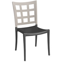Outdoor Restaurant Chairs polycarbonate outdoor dining chairs | polycarbonate chairs