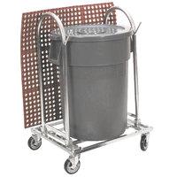 Notrax T44SKART00 Mat Utility Cart
