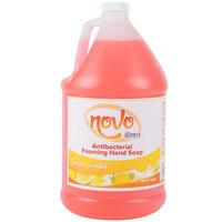 Noble Chemical Novo 1 Gallon Foaming Anti-Bacterial / Sanitizing Hand Soap