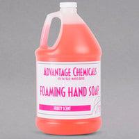 Advantage Chemicals 1 Gallon Foaming Hand Soap - 4/Case
