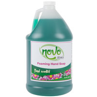 Noble Chemical Novo 1 Gallon / 128 oz. Foaming Hand Soap - 4/Case