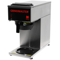 Grindmaster CPO-1P-15A Portable Pourover Coffee Brewer with 1 Bottom Warmer