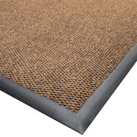 Cactus Mat 1410M-N35 Ultra-Berber 3' x 5' Natural Anti-Fatigue Carpet Mat - 1/2 inch Thick