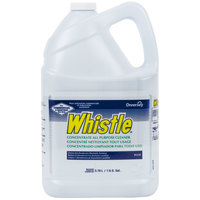 Diversey Whistle 991218 1 gallon / 128 oz. Concentrate All Purpose Cleaner - 4/Case