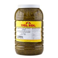 Del Sol 1 Gallon Pickle Relish - 4/Case