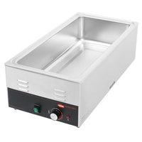 Hatco HW-43 4/3 Size Countertop Food Warmer - 120V, 1200W