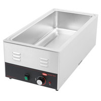 Hatco CHW-43 4/3 Size Countertop Food Cooker / Warmer - 120V, 1800W