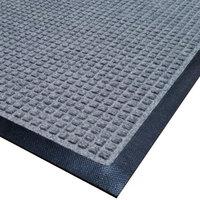 Cactus Mat 1425M-E35 Water Well I 3' x 5' Gray Classic Carpet Mat - Gray