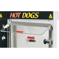 Star 175SGA Sneeze Guard for 175CBA and 175SBA Broil-O-Dog Hot Dog Broilers