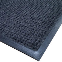Cactus Mat 1425M-L46 Water Well I 4' x 6' Classic Carpet Mat - Pepper