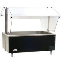 Eagle Group CCP-2 33 inch Deluxe Service Mates Tabletop Ice-Cooled Buffet Table