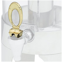 Vollrath 46275 Replacement Brass Spigot Handle for New York, New York 2 Gallon Cold Beverage Dispenser Spigot
