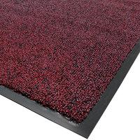 Cactus Mat 1465R-T4 Twist-Loop 4' x 60' Scraper Mat Floor Roll - Burgundy