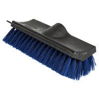 Carlisle 3619014 10 inch Hi-Lo Floor Scrub Brush with Squeegee