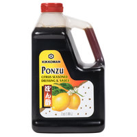 Kikkoman .5 Gallon Ponzu Citrus Seasoned Dressing