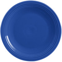 Homer Laughlin 467337 Fiesta Lapis 11 3/4 inch China Round Chop Plate - 4/Case
