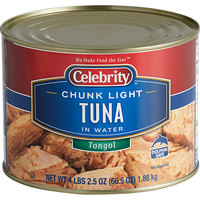 Canned Meat and Seafood
