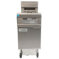 Frymaster FPEL114-C 30 lb. Electric Floor Fryer - 480V, 3 Phase, 14 kW