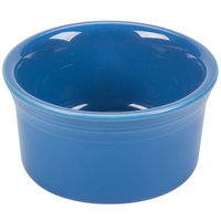 Homer Laughlin 568337 Fiesta Lapis 8 oz. Ramekin - 6/Case