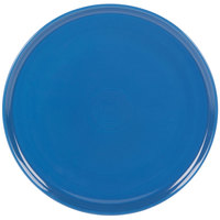 Homer Laughlin 575337 Fiesta Lapis 12 inch China Pizza / Baking Tray - 4/Case