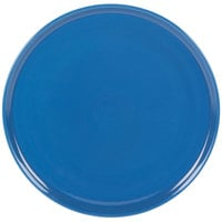 Homer Laughlin 575337 Fiesta Lapis 12 inch China Pizza / Baking Tray - 4 / Case