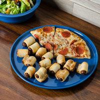 Homer Laughlin 575337 Fiesta Lapis 12 inch China Pizza / Baking Tray - 4/Case
