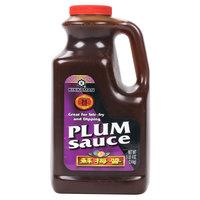 Kikkoman Plum Sauce - (4) 5 lb. Containers / Case