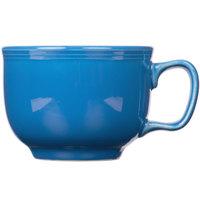 Homer Laughlin 149337 Fiesta Lapis 18 oz. Jumbo Cup - 12/Case