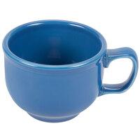 Homer Laughlin 149337 Fiesta Lapis 18 oz. Jumbo Cup - 12 / Case