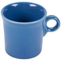 Homer Laughlin 453337 Fiesta Lapis 10.25 oz. Mug - 12 / Case