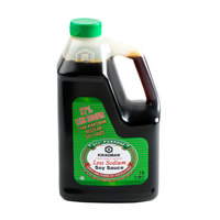 Kikkoman .5 Gallon Traditionally Brewed Less Sodium Soy Sauce