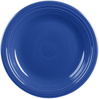 Homer Laughlin 466337 Fiesta Lapis 10 1/2 inch Plate - 12/Case